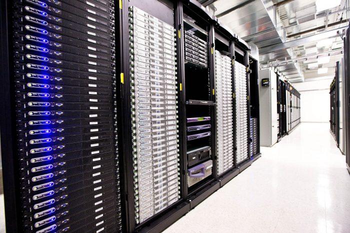Datacenter verhuizing