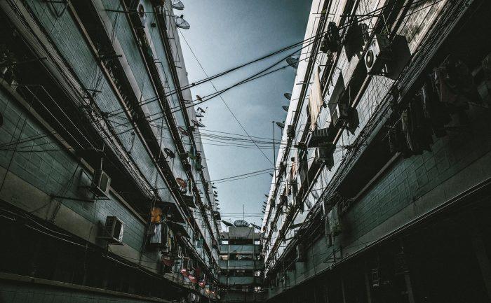 infrastructuur splitsing